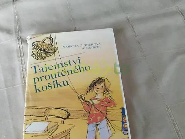 Tajemství proutěného košíku, foto 1 Hobby, volný čas, Knihy   spěcháto.cz - bazar, inzerce zdarma