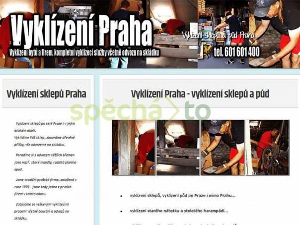Vyklízení sklepů a půd Praha, foto 1 Dům a zahrada, Dílna | spěcháto.cz - bazar, inzerce zdarma