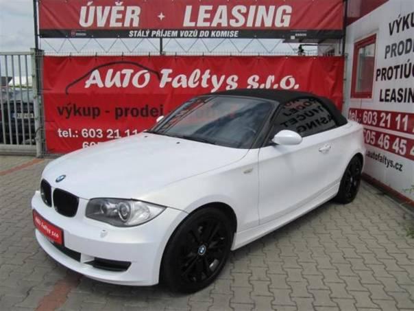 BMW Řada 1 120D 130KW ČR.1-MAJ.SERV.KNIHA, foto 1 Auto – moto , Automobily | spěcháto.cz - bazar, inzerce zdarma