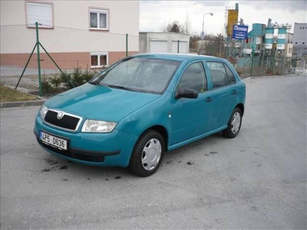 Škoda Fabia 1.4 i, foto 1 Auto – moto , Automobily | spěcháto.cz - bazar, inzerce zdarma