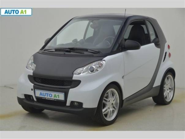 Smart Fortwo Coupe Brabus 1,0, foto 1 Auto – moto , Automobily | spěcháto.cz - bazar, inzerce zdarma