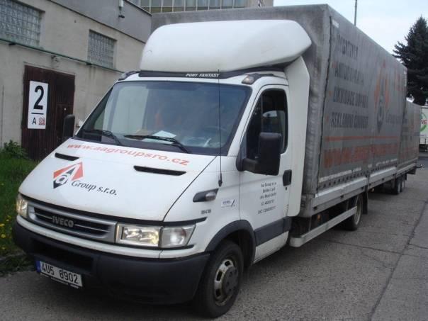 Iveco  Daily, foto 1 Užitkové a nákladní vozy, Nad 7,5 t | spěcháto.cz - bazar, inzerce zdarma