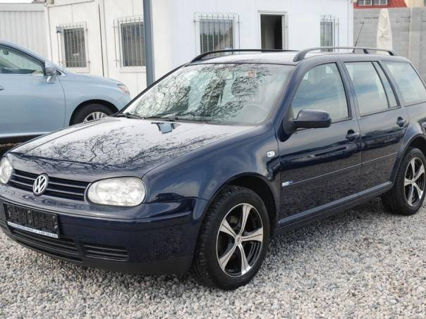 Volkswagen Golf IV 1.9TDi 66kW BASIS, foto 1 Auto – moto , Automobily | spěcháto.cz - bazar, inzerce zdarma