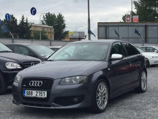Audi S3 2.0 TFSI 195KW, foto 1 Auto – moto , Automobily | spěcháto.cz - bazar, inzerce zdarma