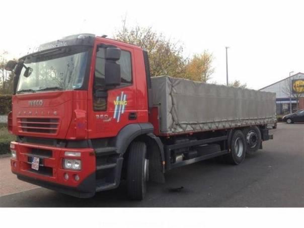 STRALIS 260S36 6x2, foto 1 Užitkové a nákladní vozy, Nad 7,5 t | spěcháto.cz - bazar, inzerce zdarma