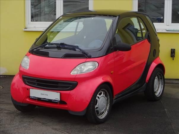 Smart Fortwo 0,8 CDi, foto 1 Auto – moto , Automobily | spěcháto.cz - bazar, inzerce zdarma