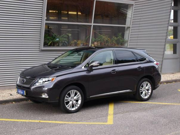 Lexus Řada RX Hybrid AWD AT Ambassador Xen Nav Ke, foto 1 Auto – moto , Automobily | spěcháto.cz - bazar, inzerce zdarma