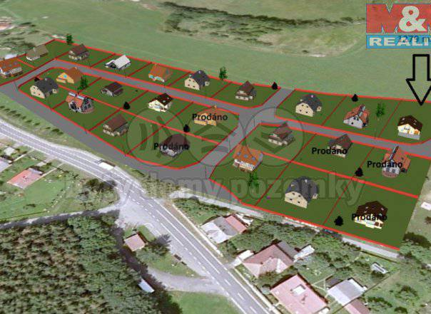 Prodej pozemku, Hlinsko, foto 1 Reality, Pozemky | spěcháto.cz - bazar, inzerce