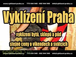 Vyklízení Praha