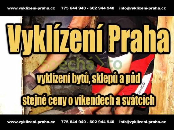 Vyklízení Praha, foto 1 Dům a zahrada, Stavba a rekonstrukce | spěcháto.cz - bazar, inzerce zdarma