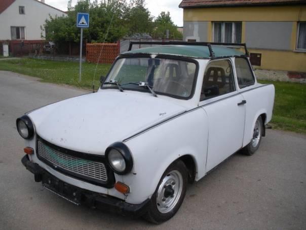 Trabant 601S Limuzína, foto 1 Auto – moto , Automobily | spěcháto.cz - bazar, inzerce zdarma