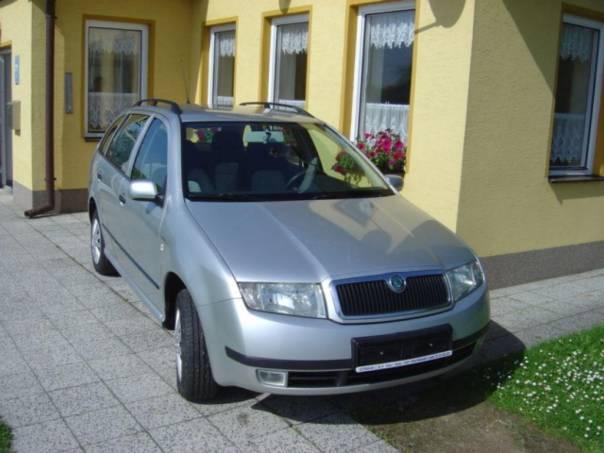 Škoda Fabia 1.9TDI 74Kw combi, foto 1 Auto – moto , Automobily | spěcháto.cz - bazar, inzerce zdarma