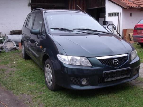Mazda Premacy , foto 1 Auto – moto , Automobily | spěcháto.cz - bazar, inzerce zdarma