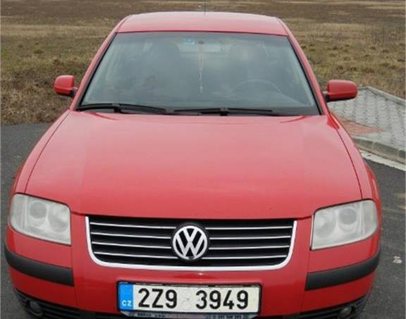 Volkswagen Passat VW Passat B5, 1.9 TDi, 74 KW, foto 1 Auto – moto , Automobily | spěcháto.cz - bazar, inzerce zdarma