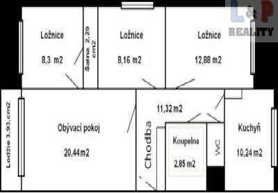 Prodej bytu 4+1, Praha 11, foto 1 Reality, Byty na prodej | spěcháto.cz - bazar, inzerce