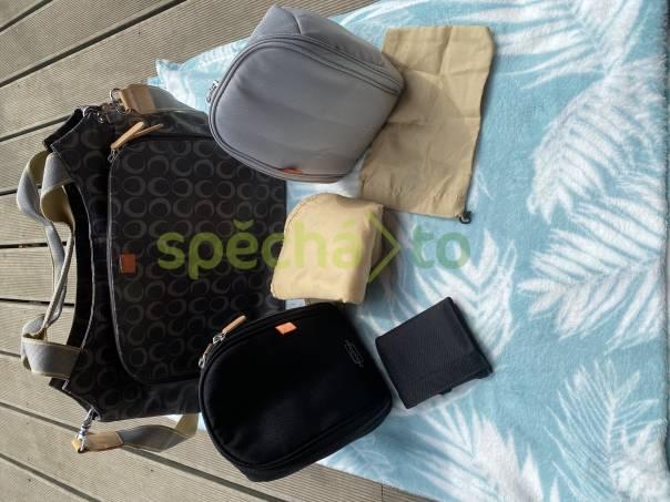 Přebalovací taška/kabelka na kočárek Pacapod, foto 1 Pro děti, Kočárky, nosítka, odrážedla | spěcháto.cz - bazar, inzerce zdarma