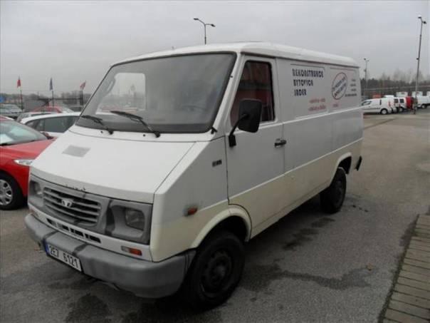 Daewoo Lublin 2.4  D Eko zaplaceno, foto 1 Užitkové a nákladní vozy, Do 7,5 t | spěcháto.cz - bazar, inzerce zdarma