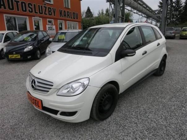 Mercedes-Benz Třída B B 180 CDi klimatizace, foto 1 Auto – moto , Automobily | spěcháto.cz - bazar, inzerce zdarma