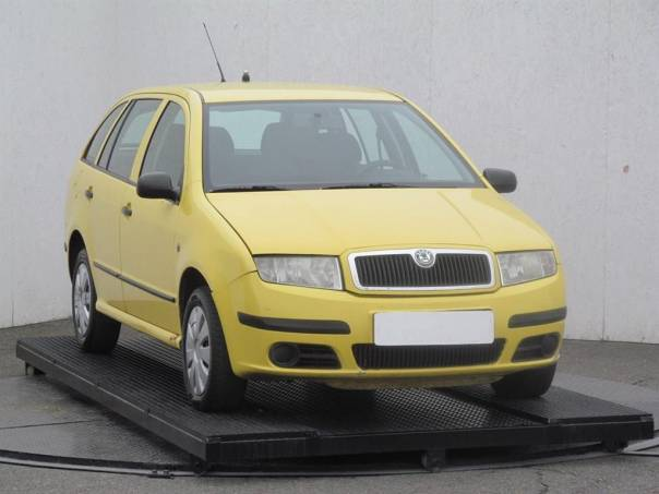 Škoda Fabia  1.4 16V, ČR, klimatizace, foto 1 Auto – moto , Automobily | spěcháto.cz - bazar, inzerce zdarma