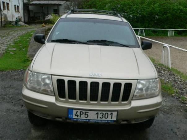 Jeep Grand Cherokee 4,0 Automat Limited, foto 1 Auto – moto , Automobily | spěcháto.cz - bazar, inzerce zdarma