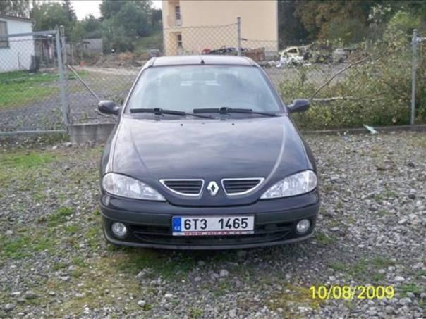 Renault Mégane 1,6 KLIMATIZACE !!!!, foto 1 Auto – moto , Automobily   spěcháto.cz - bazar, inzerce zdarma