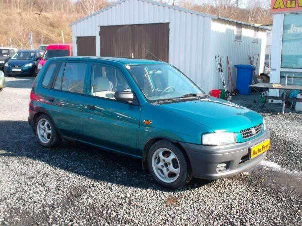 Mazda Demio 1.3i,KLIMATIZACE, foto 1 Auto – moto , Automobily | spěcháto.cz - bazar, inzerce zdarma