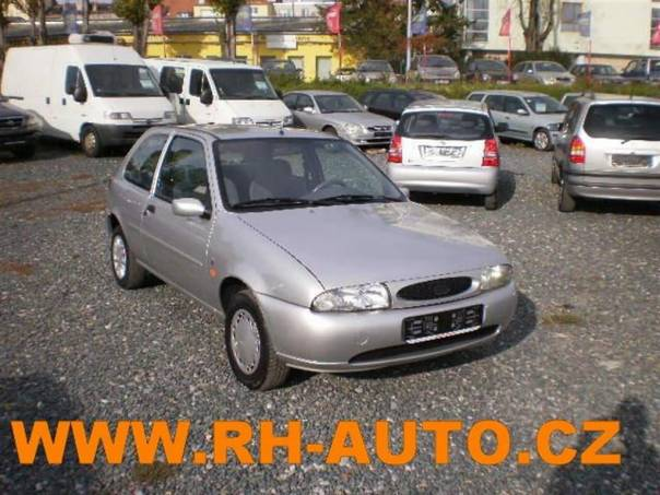 Ford Fiesta 1,2 i 16V, foto 1 Auto – moto , Automobily | spěcháto.cz - bazar, inzerce zdarma