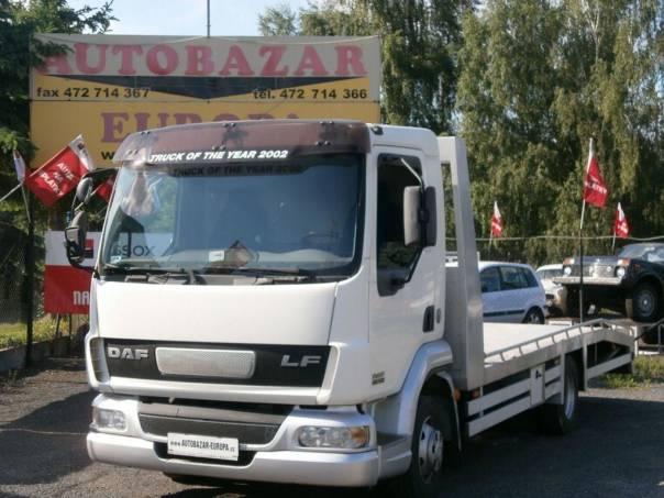 DAF  ODTAHOVÝ SPECIÁL, foto 1 Užitkové a nákladní vozy, Nad 7,5 t | spěcháto.cz - bazar, inzerce zdarma