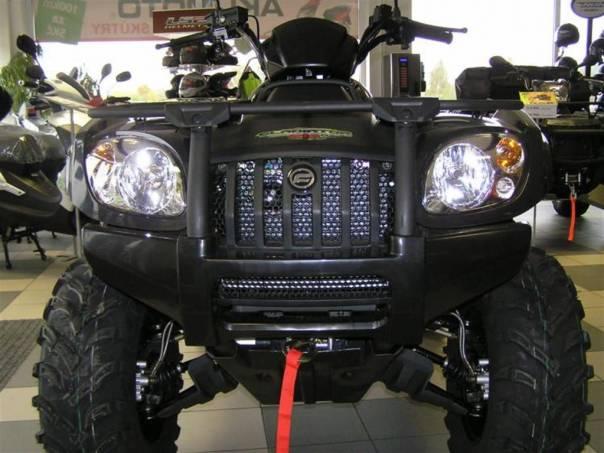 Journeyman  Gladiator 510RX-A, foto 1 Auto – moto , Motocykly a čtyřkolky | spěcháto.cz - bazar, inzerce zdarma