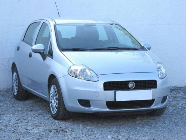 Fiat Grande Punto 1.2 i, foto 1 Auto – moto , Automobily | spěcháto.cz - bazar, inzerce zdarma
