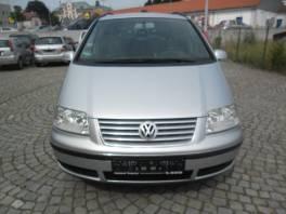 Volkswagen Sharan 1.9 TDI Comfortline , Auto – moto , Automobily  | spěcháto.cz - bazar, inzerce zdarma