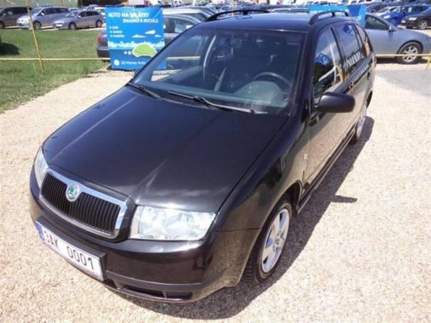 Škoda Fabia Kombi 1,4 MPI, KLIMATIZACE, foto 1 Auto – moto , Automobily | spěcháto.cz - bazar, inzerce zdarma