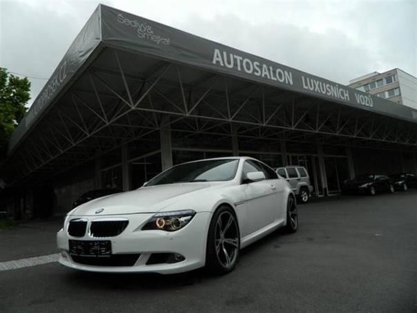 BMW Řada 6 635d Individual, foto 1 Auto – moto , Automobily | spěcháto.cz - bazar, inzerce zdarma
