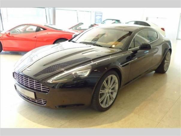 Aston Martin Rapide 6,0 Black Onyx, foto 1 Auto – moto , Automobily | spěcháto.cz - bazar, inzerce zdarma