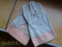 Prodám nové pracovní rukavice