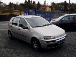 Fiat Punto 1.2i , po velkém servisu