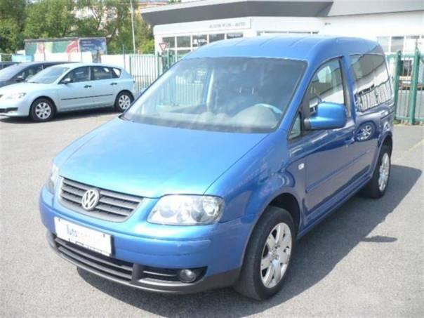Volkswagen Caddy 1,9   ČR, 1.majitel, odp. DPH, foto 1 Auto – moto , Automobily | spěcháto.cz - bazar, inzerce zdarma