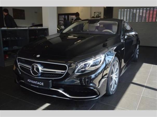Mercedes-Benz Třída S Coupé 63 AMG 4M   5.5, foto 1 Auto – moto , Automobily | spěcháto.cz - bazar, inzerce zdarma