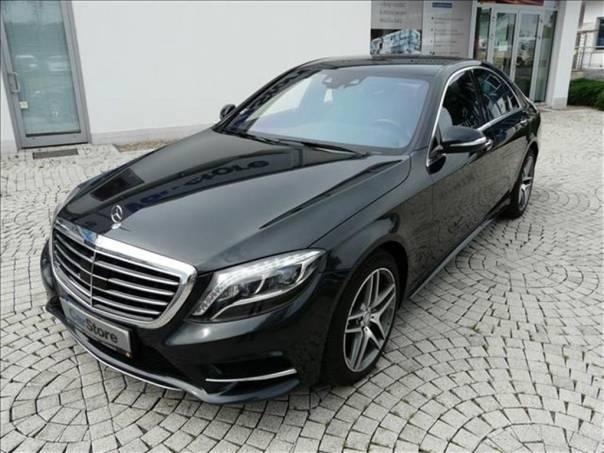 Mercedes-Benz Třída S 4,7 S 500 4MATIC, foto 1 Auto – moto , Automobily | spěcháto.cz - bazar, inzerce zdarma
