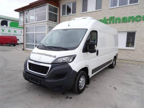 BOXER L3H2 chladiak 2,2 Diesel NOVY >VIN 266, foto 1 Užitkové a nákladní vozy, Camping | spěcháto.cz - bazar, inzerce zdarma
