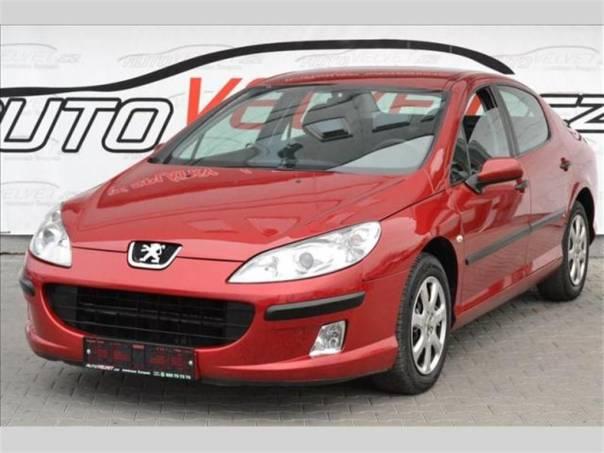 Peugeot 407 1,6 HDi*digiklima*8x airbag*ES, foto 1 Auto – moto , Automobily | spěcháto.cz - bazar, inzerce zdarma