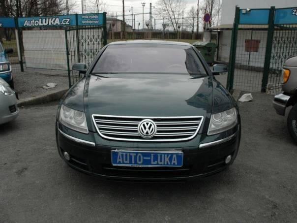 Volkswagen Phaeton 5.0 TDI, foto 1 Auto – moto , Automobily | spěcháto.cz - bazar, inzerce zdarma