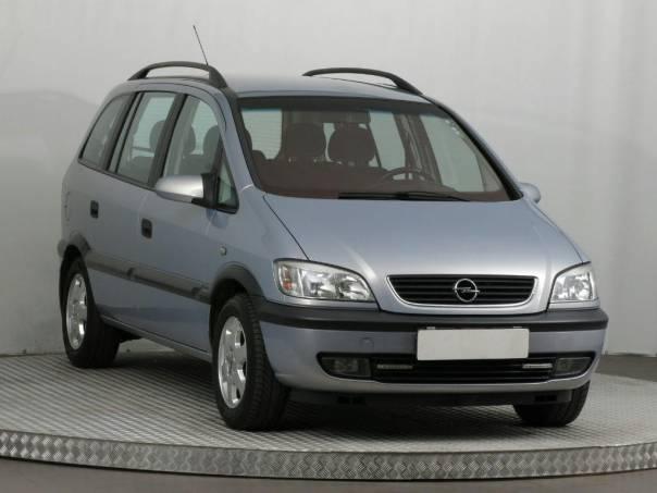 Opel Zafira 1.8 16V, foto 1 Auto – moto , Automobily | spěcháto.cz - bazar, inzerce zdarma