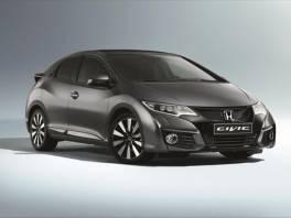 Honda Civic 1.8 SOHC i-VTEC 16V Elegance