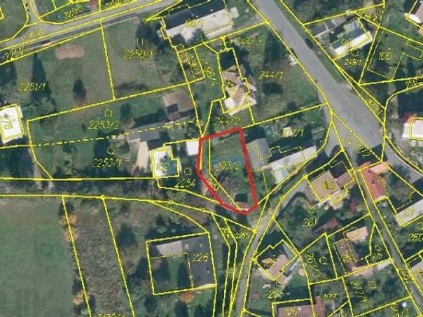 Prodej pozemku, Vítkov, foto 1 Reality, Pozemky | spěcháto.cz - bazar, inzerce