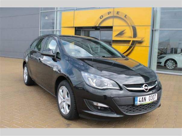 Opel Astra ST 2.0 CDTI ENJOY, Xenony, foto 1 Auto – moto , Automobily | spěcháto.cz - bazar, inzerce zdarma