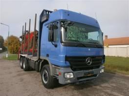 Actros 2644L (ID 9621) , Užitkové a nákladní vozy, Nad 7,5 t  | spěcháto.cz - bazar, inzerce zdarma