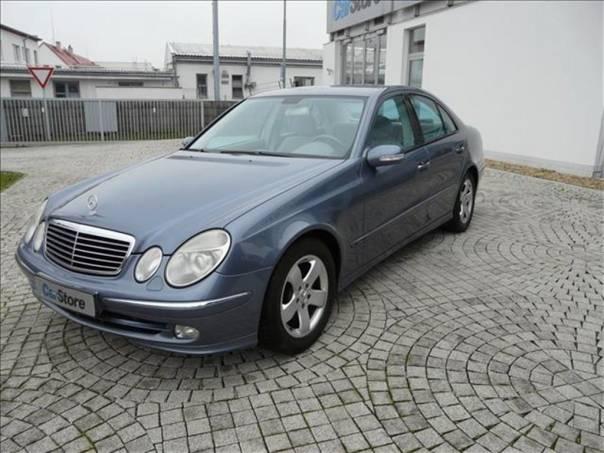 Mercedes-Benz Třída E 2.7 E 270 CDI, foto 1 Auto – moto , Automobily | spěcháto.cz - bazar, inzerce zdarma