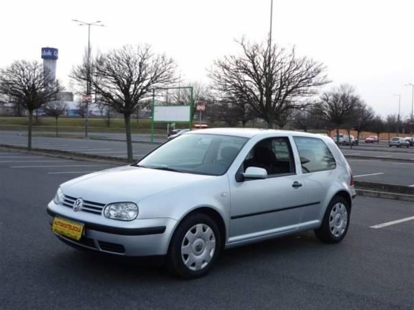 Volkswagen Golf IV .1.4i 16V Klima 1.m.73.t.km, foto 1 Auto – moto , Automobily | spěcháto.cz - bazar, inzerce zdarma