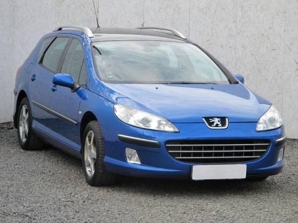 Peugeot 407 2.0 HDI, foto 1 Auto – moto , Automobily | spěcháto.cz - bazar, inzerce zdarma